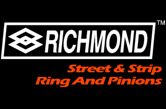 Richmond Street & Strip - Ring and Pinions