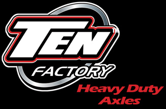 Ten Factory - Heavy Duty Axles